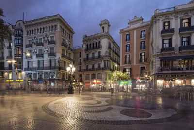 Коммерческое помещение в новом элитном здании в районе Born в Барселоне